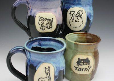 animal mug group