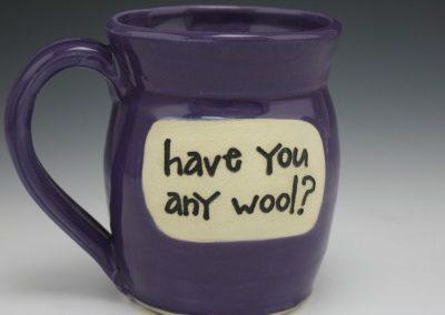 Have you any wool mug purple 2