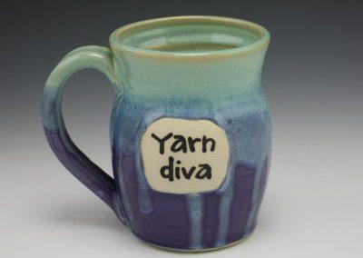 yarn diva sweet pea mug 2