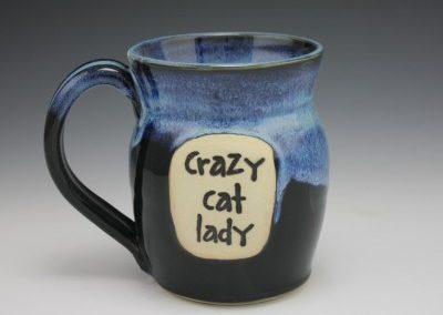 crazy cat lady mug 2