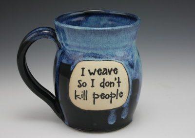 weave kill people mug 2