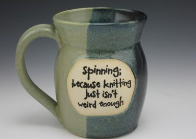 spinning weird mug 2