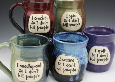 group phrase mugs