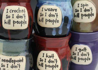 Phrase mug group