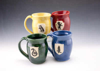 house shield mugs