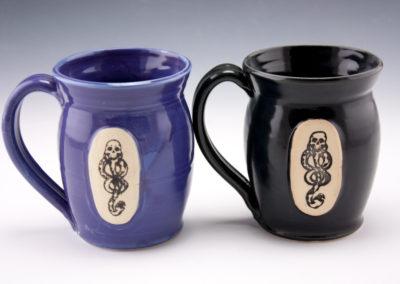 Dark mark mugs