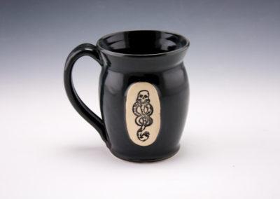 Dark Mark Mug Black