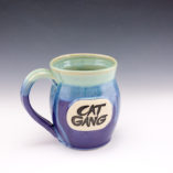 dodger cat gang sweet mug