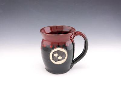 dodger skull bloody mug