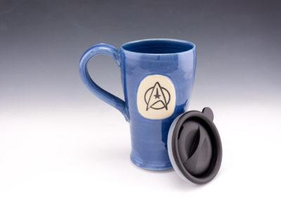 trekie travel mug
