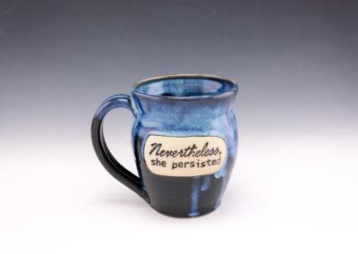 Persisted mug