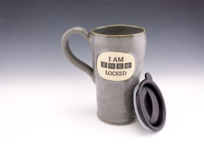 Sher Locked Travel Mug
