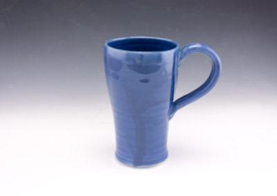 Travel mug denim blue