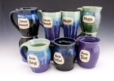 Potter mug group
