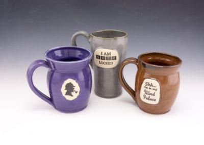 Sherlock Mug group