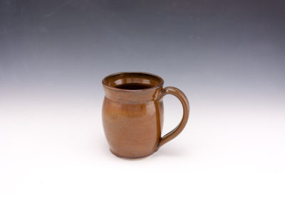 Greek Iron Mug