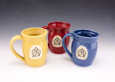 Trekie mugs