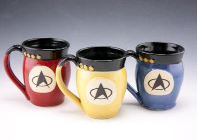 Officer mugs