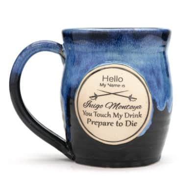 Princess Bride Hello My name is Inego Mantoya Starry Night 20 oz. Mug