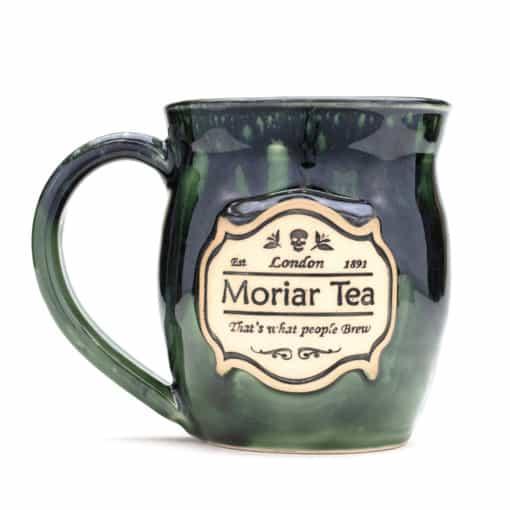 sherlock Moriar tea - poison apple 20 oz. mug