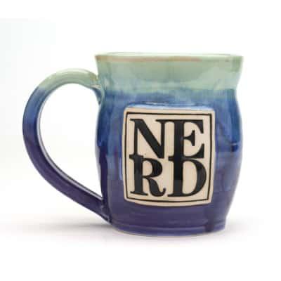 Nerd sweet Pea 20 oz. mug