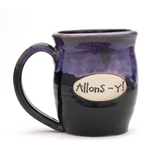Doctor Who Allons-y! Arizona Sunrise 20 oz. mug