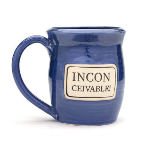 Popculture - Princess Bride - Inconceivable - Denim Blue - 20 oz - in stock