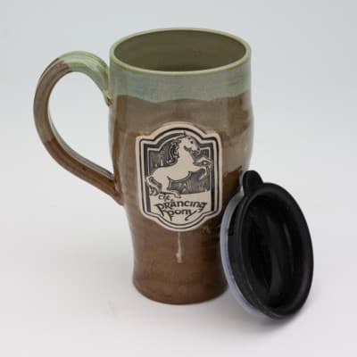 lotr inspired travel mug