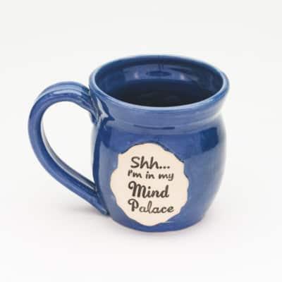 Sherlock shhh... I'm in my mind palace