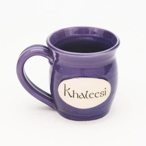 Khaleesi GoT Inspired Purple 10 oz. mug