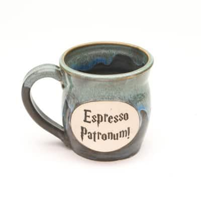 Espresso Patronum Potter Inspired
