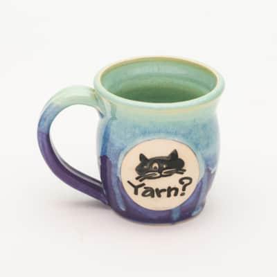 Cat Yarn? Sweet Pea 10 oz. mug