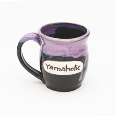 Yarnoholic Arizona Sunrise 20 oz. mug