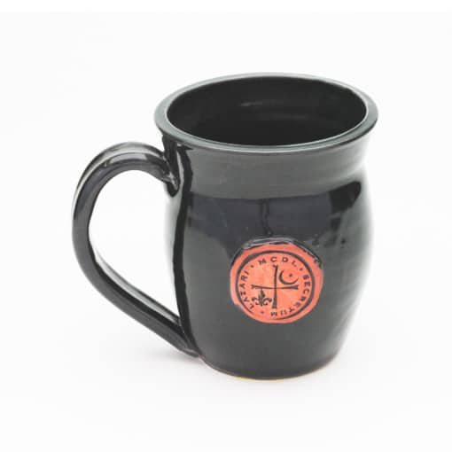 Knights of Lazarus Black 20 oz. Mug