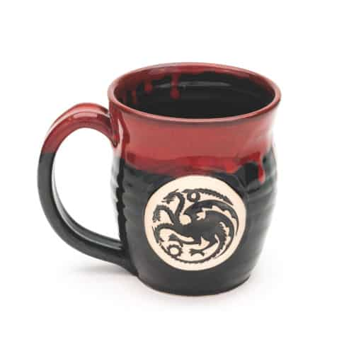 house targaryen GoT Red and Black 20 oz. Mug
