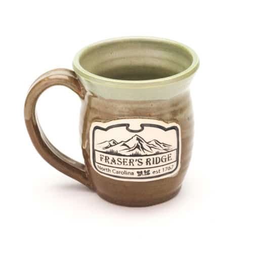 Fraser's Ridge North Carolina Outlander Jade and Iron 20 oz Mug