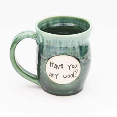 Have you any wool Misty forrest 20 oz mug