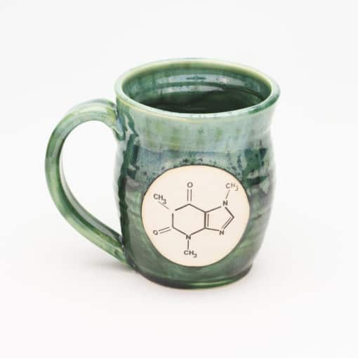 Science Caffeine Signature Misty Forrest 20 oz mug
