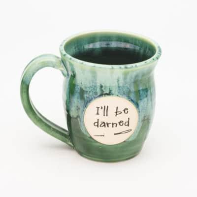 I'll be darned Misty Forrest 20 oz. Mug