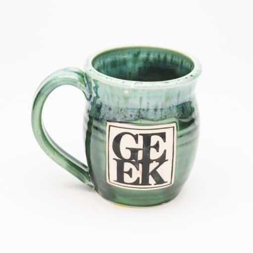 nerdy - GEEK - Misty Forest 20 oz. mug