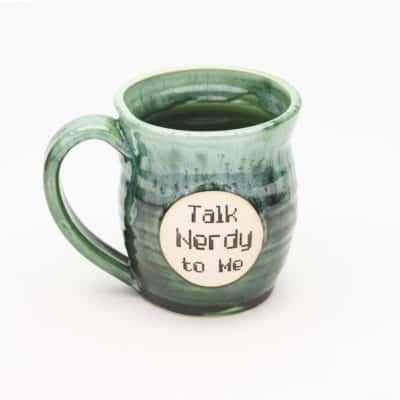 Talk Nerdy To Me Misty Forrest 20 oz. Mug