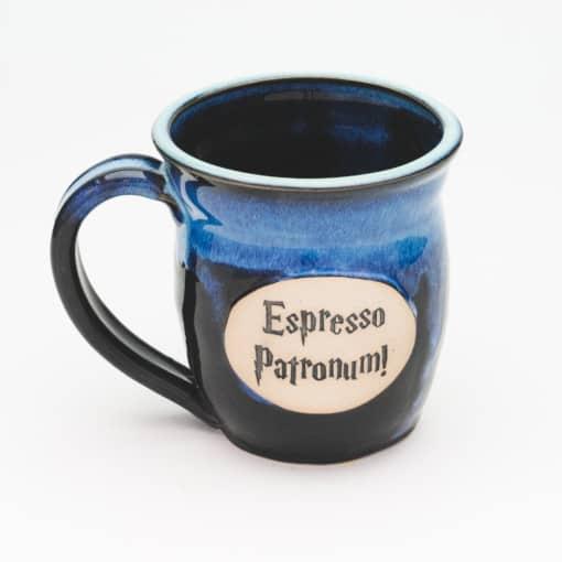 Espresso Patronum Potter Inspired Starry Night 20 oz. Mug