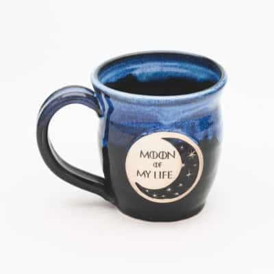 Moon of My Life GoT inspired Starry Night 20 oz. Mug