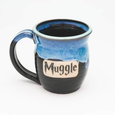 Muggle Potter inspired Starry Night 20 oz. mug