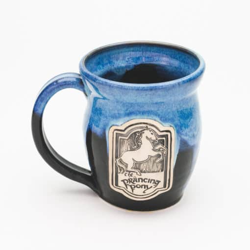 Prancing Pony Starry Night 20 oz. mug
