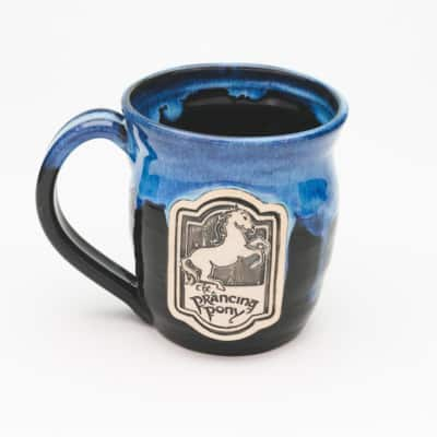 Prancing Pony Starry Night 20 oz. mug