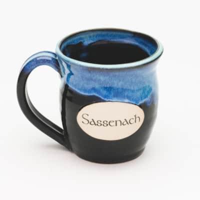 Sassenach outlander inspired Starry Night 20 oz. mug