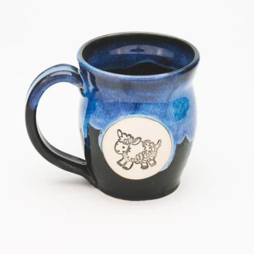 Sheep Starry Night 20 oz. Mug
