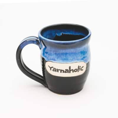 Yarnoholic Starry Night 20 oz. Mug