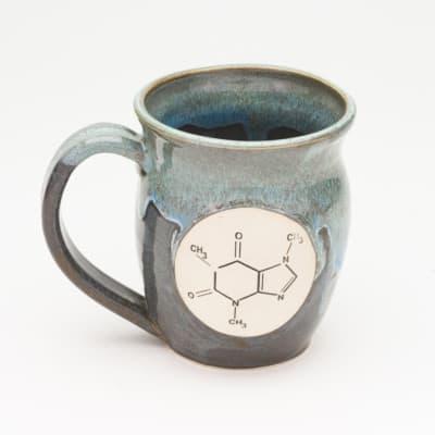 Science Caffeine Signature Stormy Skies 20 oz. mug